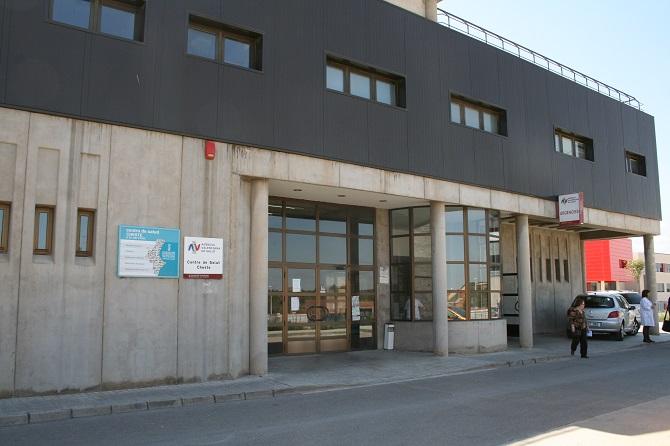 Centro de Salud de Cheste.