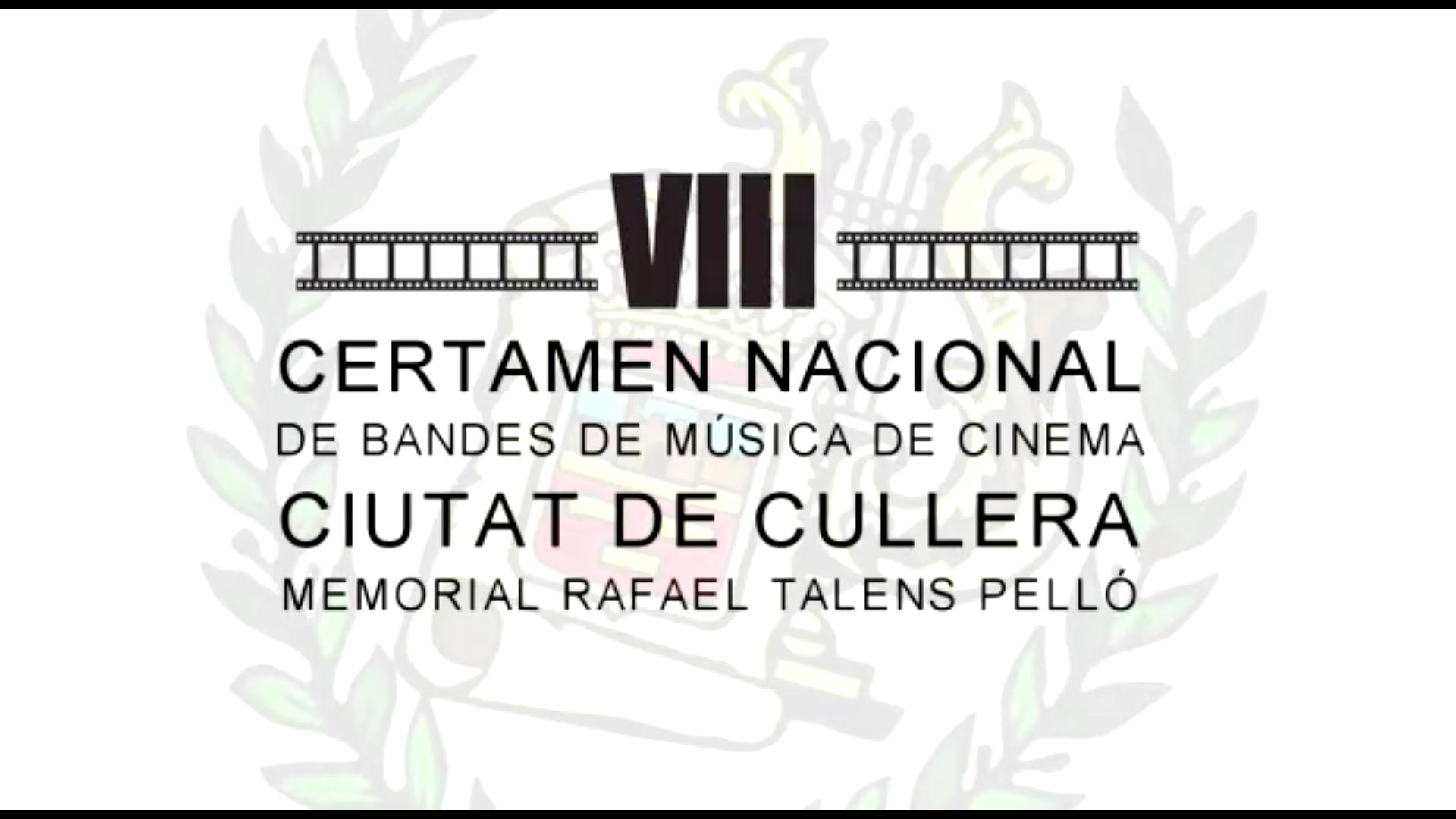 La Unión Musical de Yátova participa el día 29 de julio en el certamen de Cullera.