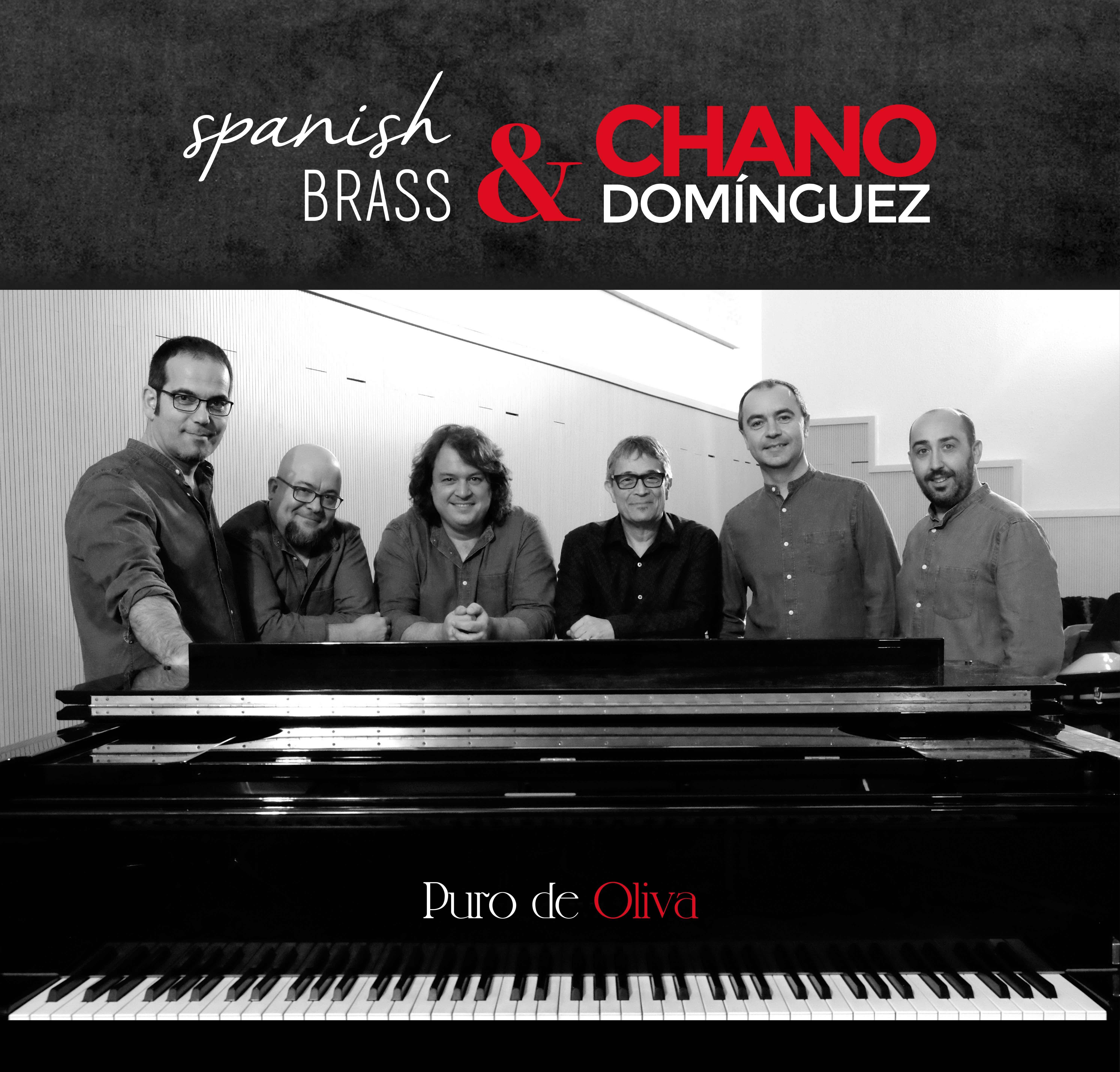 """El genial pianista, artífice de la fusión de jazz y flamenco, y el quinteto de metal español más reconocido a nivel internacional ofrecerán su espectáculo """"Puro de Oliva"""" en la Torre del Virrey."""
