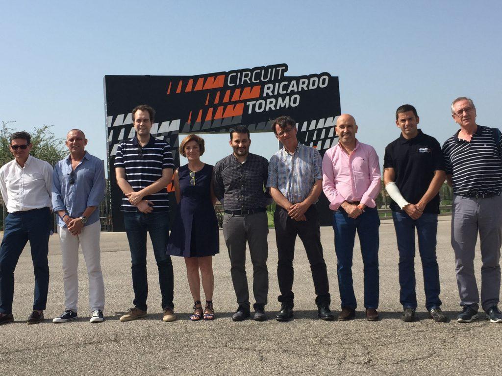 Entre las funciones del nuevo consejo consultivo destacan el fomento de la práctica de los deportes del motor y la colaboración en el diseño de los planes, programas y actuaciones deportivas del Circuit.