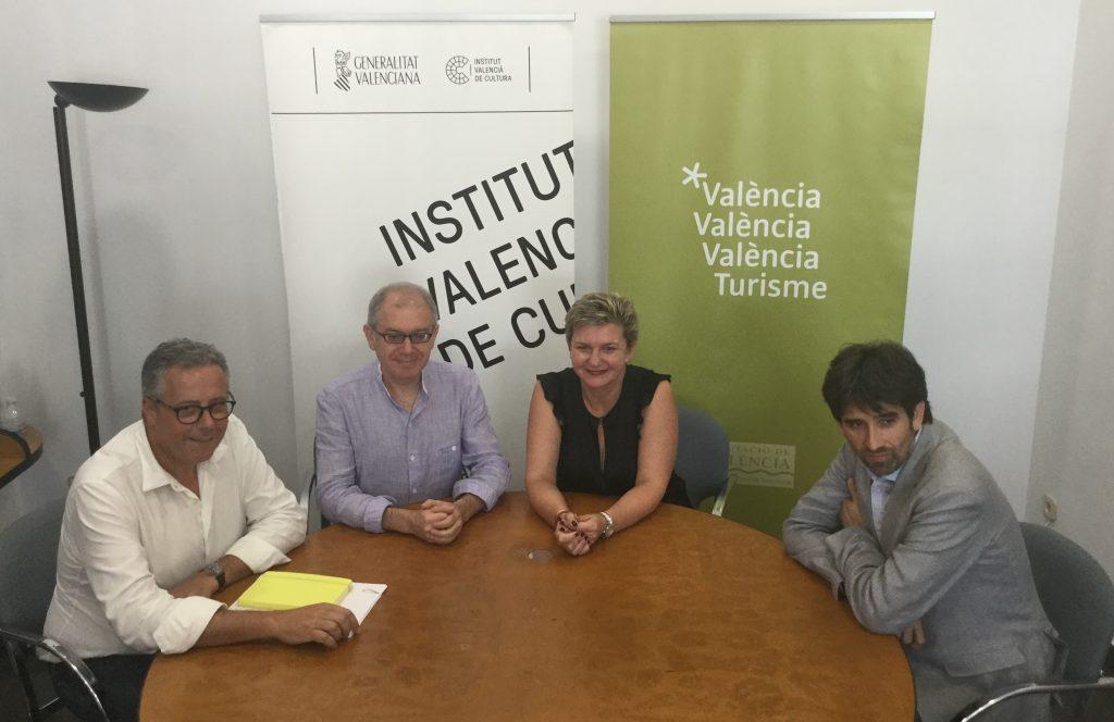 La iniciativa Film València ya se ha puesto en marcha.