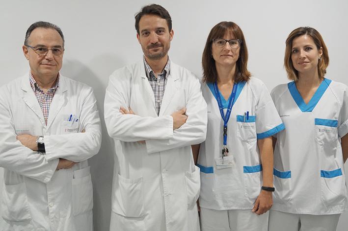 Cada vez son más los profesionales que deciden mejorar su formación en la Unidad de Pie y Tobillo del Hospital de Manises.