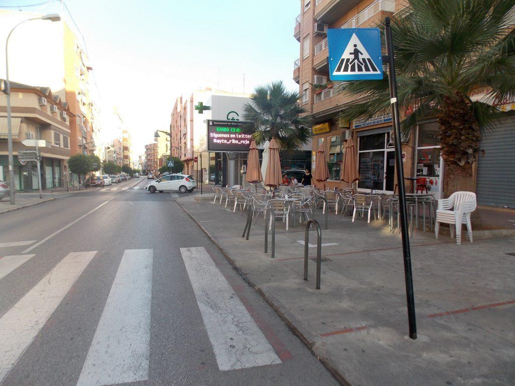 Con la entrada de la nueva normativa de octubre de 2016, los establecimientos de hostelería pueden ocupar la vía pública a través de una regulación municipal.