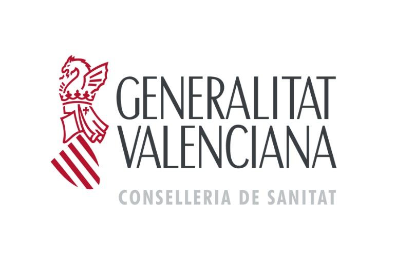 Logotipo de la Conselleria de Sanidad.