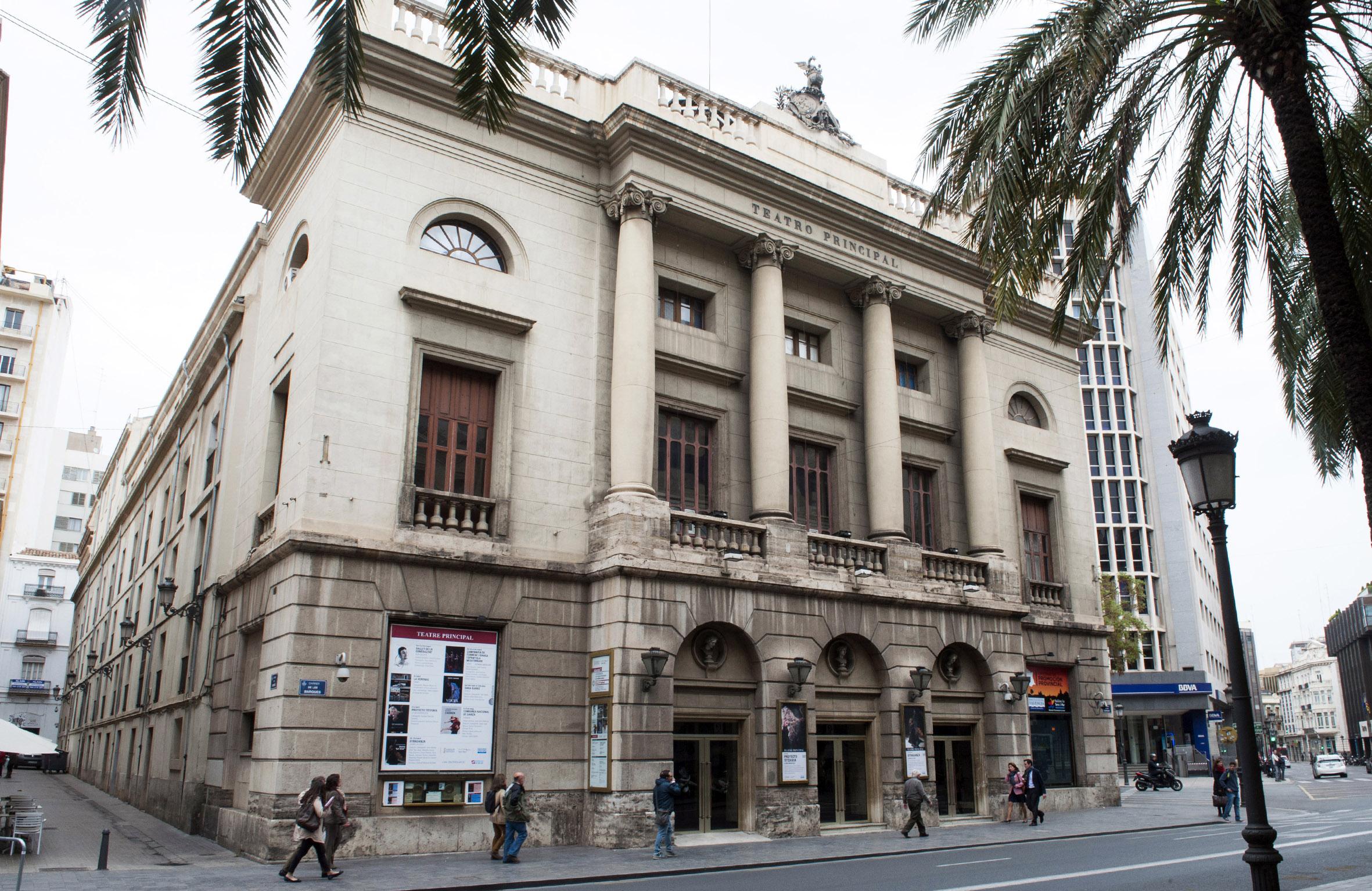 La institución que preside Jorge Rodríguez pretende frenar el deterioro de un edificio emblemático al que se dará esplendor eliminando grietas y goteras y limpiando y adecuando las escaleras del interior.