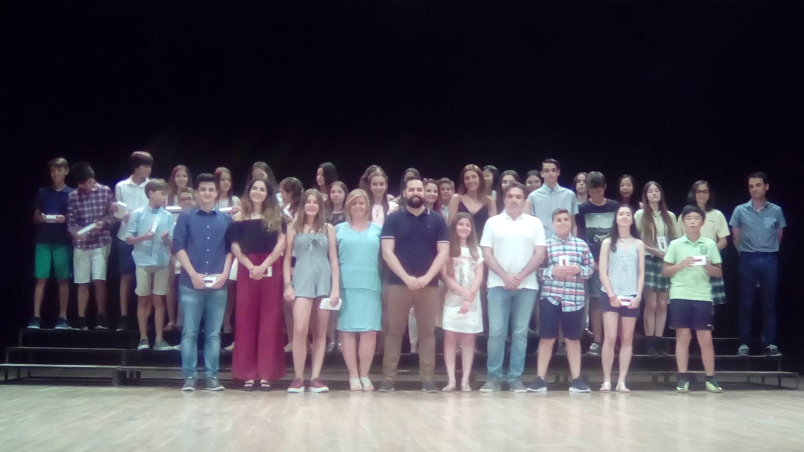 El pasado viernes, 30 de junio, el Auditorio de Municipal de l'Eliana acogió la ceremonia de entrega de los premios L'Eliana Educadora.