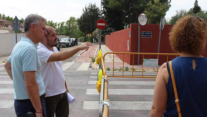 Se trata de una actuación que forma parte del Plan Provincial de Obras y Servicios (PPOS) que financia la Diputación de Valencia.