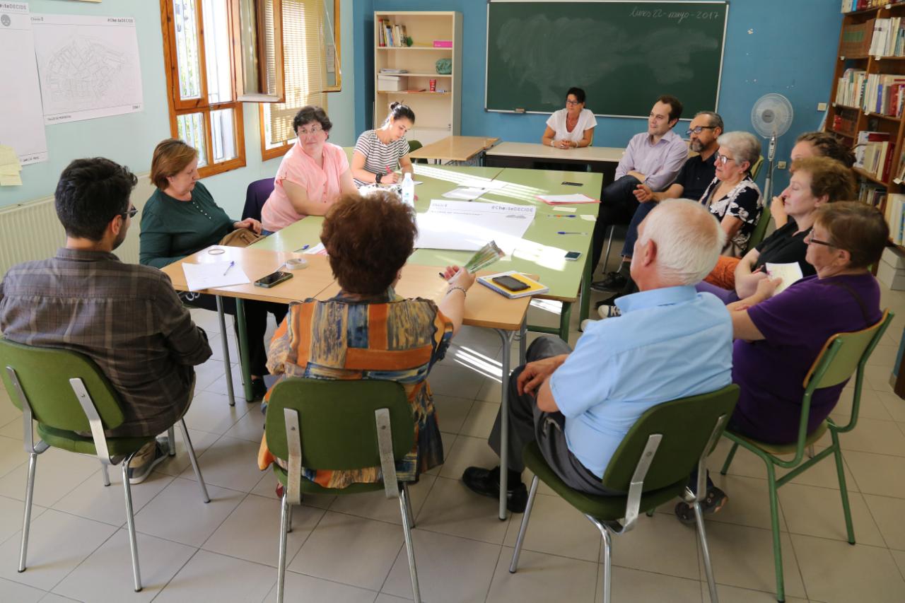 """El alcalde de Cheste, José Morell, ha asegurado que las propuestas recogidas """"son el reflejo del día a día de los vecinos de Cheste."""