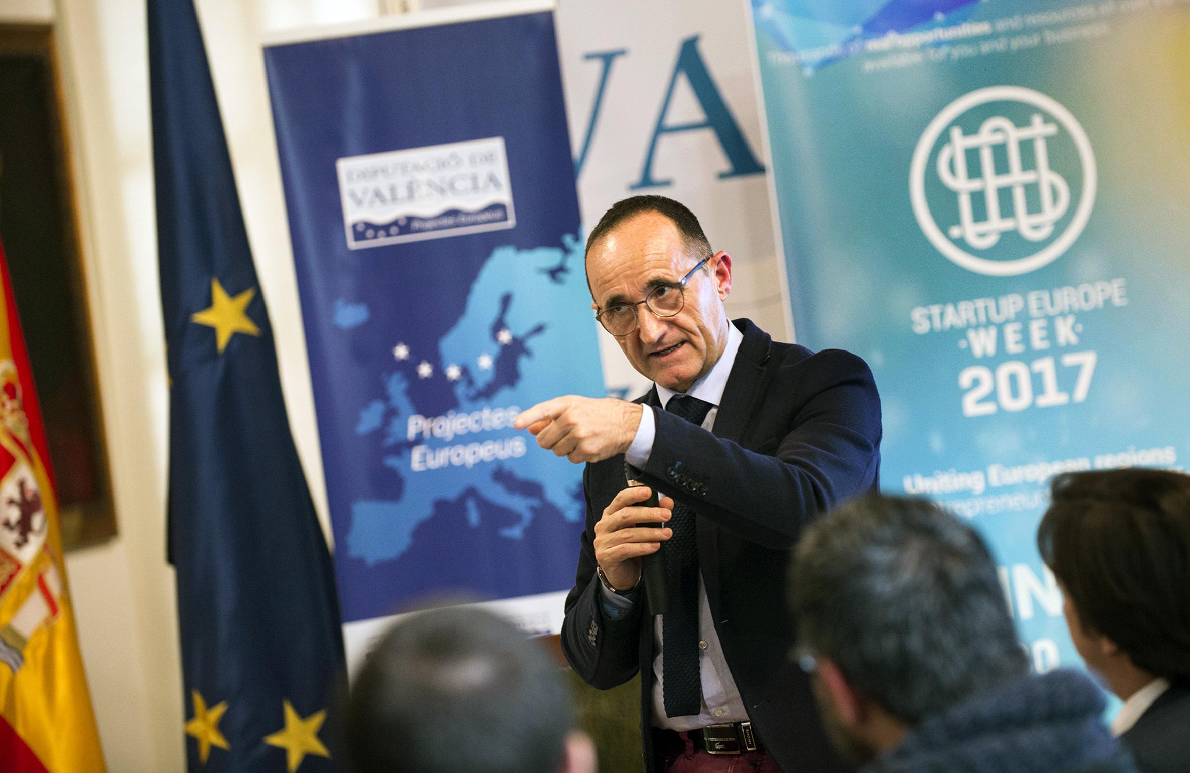 El proyecto 'LSB Protection' de Idai Nature, que pretende reducir la producción química en alimentos, dispondrá de 50.000 euros europeos gracias a la gestión de la Corporación provincial.