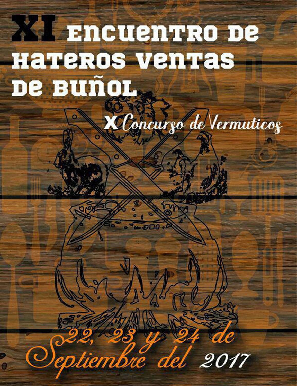 Este encuentro está organizado por los Hateros, y cuenta con la colaboración de las Amas de Casa y por primera vez de la Falla Ventas de Buñol, junto con el Ayuntamiento de la localidad.