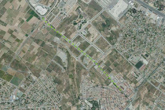 L'Eliana recibe 336.897 euros de la Diputación de Valencia, desde al 'Plan de Movilidad Ciclo-Peatonal'.