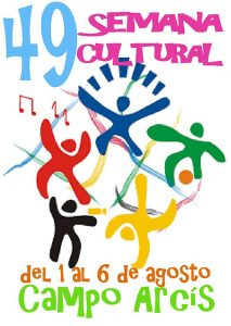 Cartel Semana 49 Cultural.