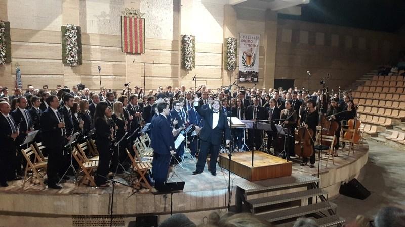La S.M. la Artística de Buñol ultima ya los preparativos para el concierto del Mano a Mano de Buñol que en este ejercicio cumple su 44ª edición.