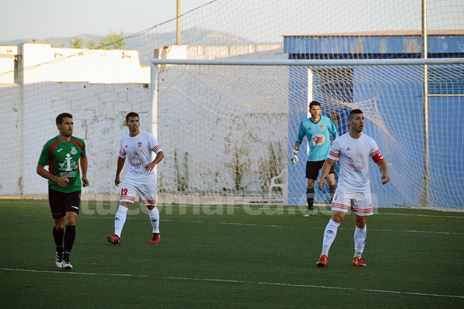 El CD Buñol ha cosechado su primera victoria de la temporada.