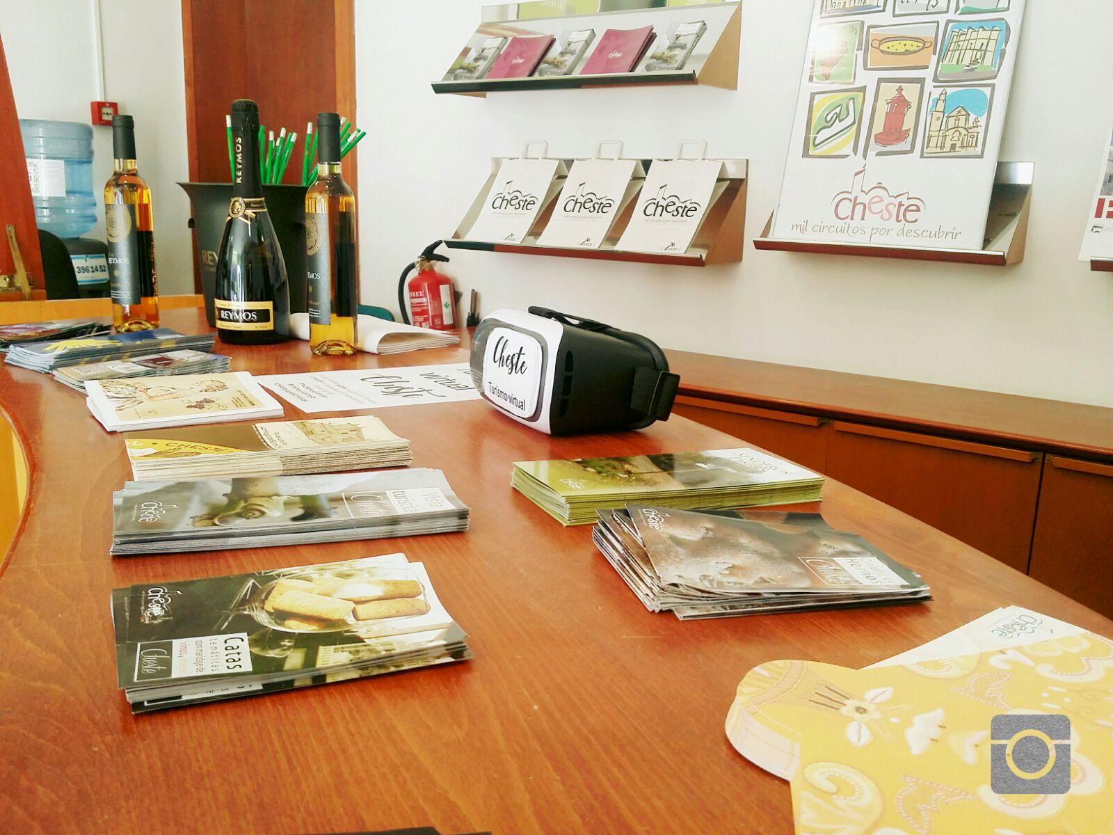 Cheste contará con un espacio en la Oficina de Promoción Provincial de la Diputación de Valencia para dar difusión a los recursos, atractivos y eventos locales.