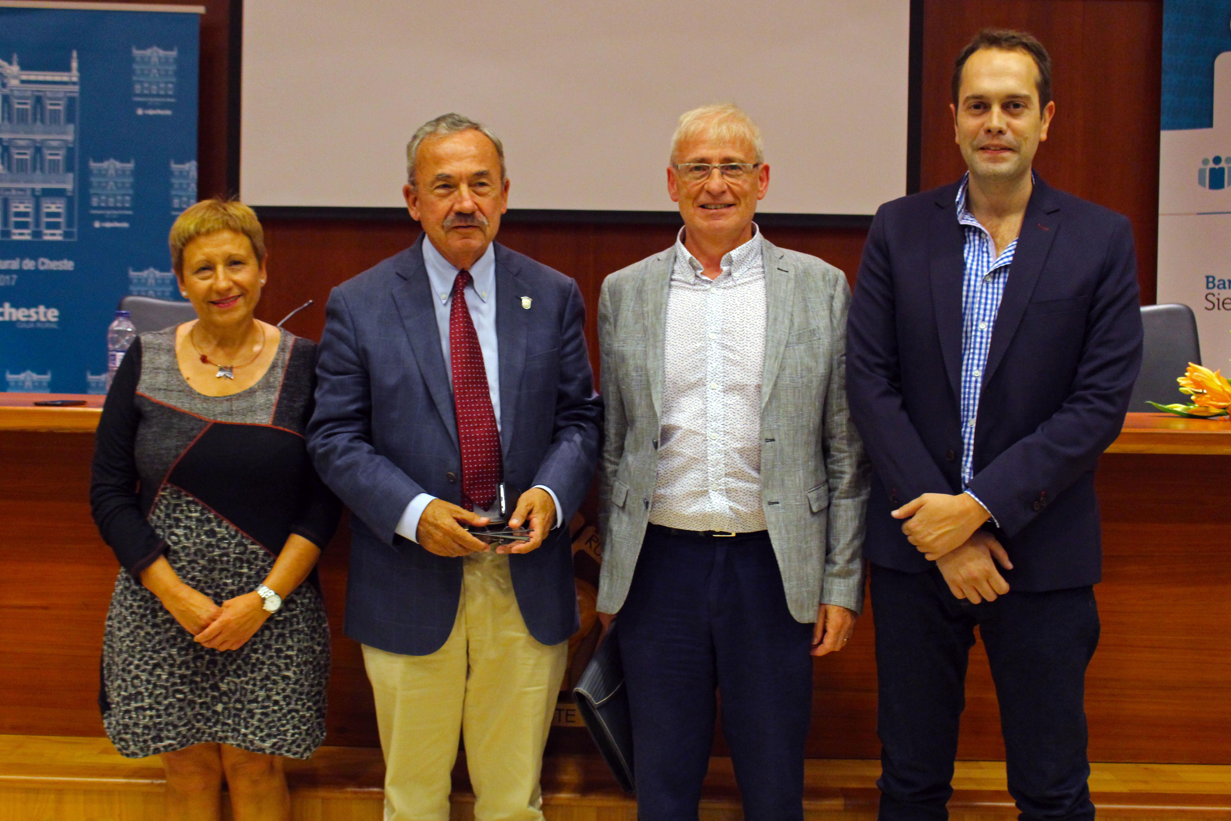 El viernes se celebró el acto de presentación de las jornadas con la presencia del cónsul de Austria en Valencia.
