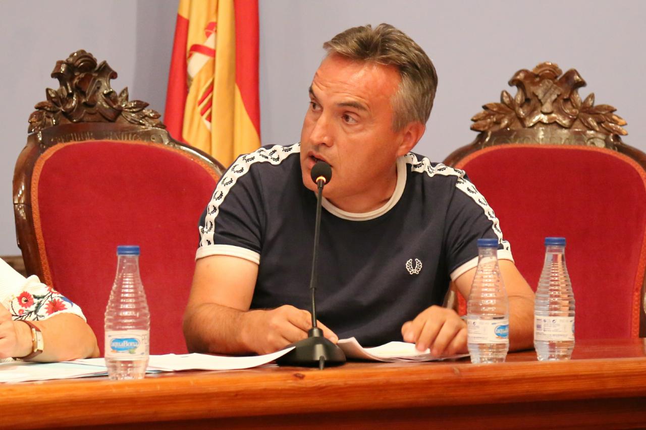 Francisco Llorens, concejal responsable del área en el Ayuntamiento de Cheste.