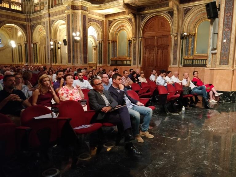 El diputat de Modernització, Ivan Martí, ha destacat «l'elevat interés i l'òptima acollida d'aquestes jornades»