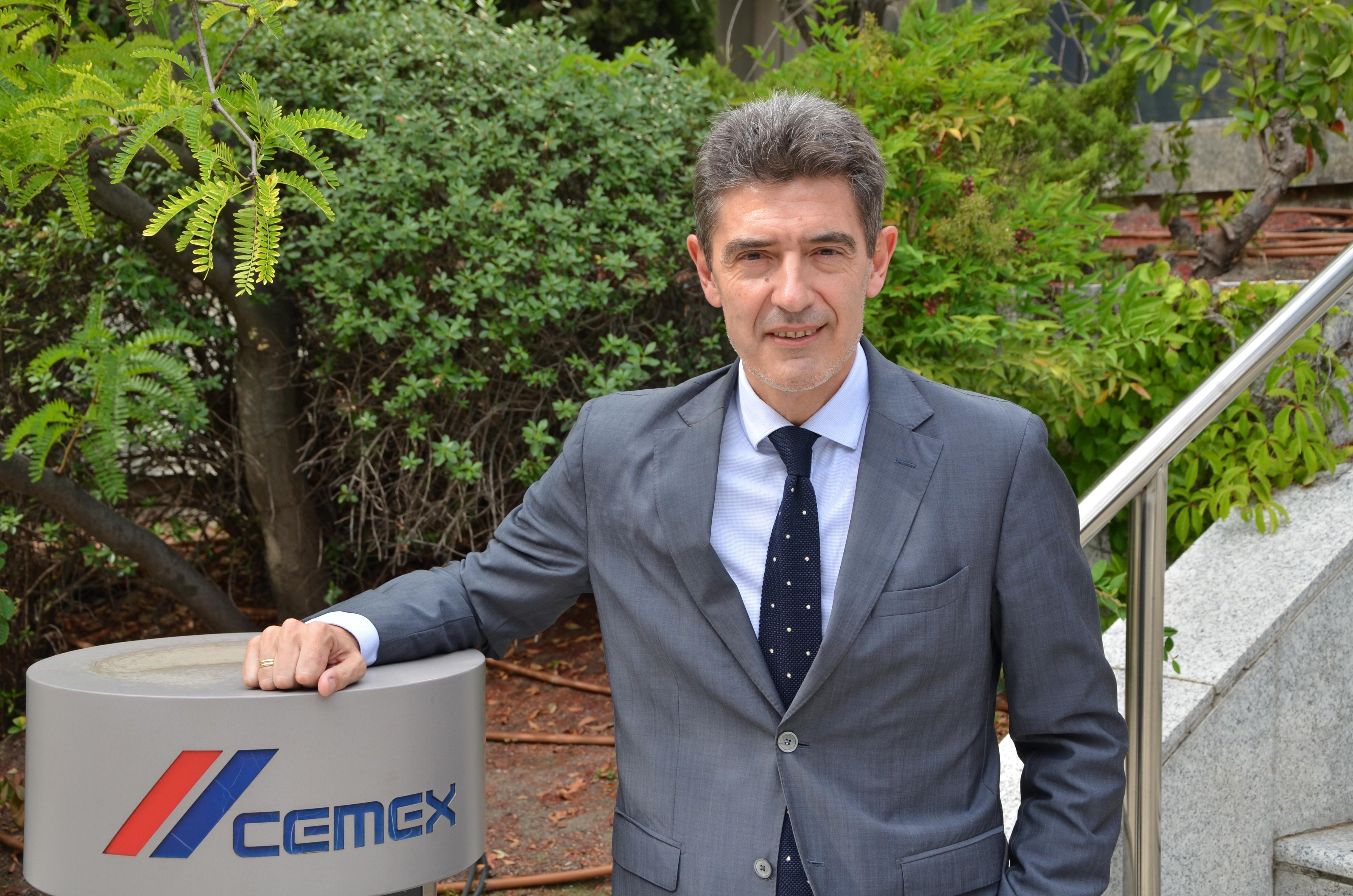 Se acaba de incorporar a CEMEX España Operaciones, en calidad de presidente y consejero delegado, Pedro Palomino, en sustitución de Jaime Ruiz de Haro, que ha ocupado ese puesto durante los 6 últimos años.