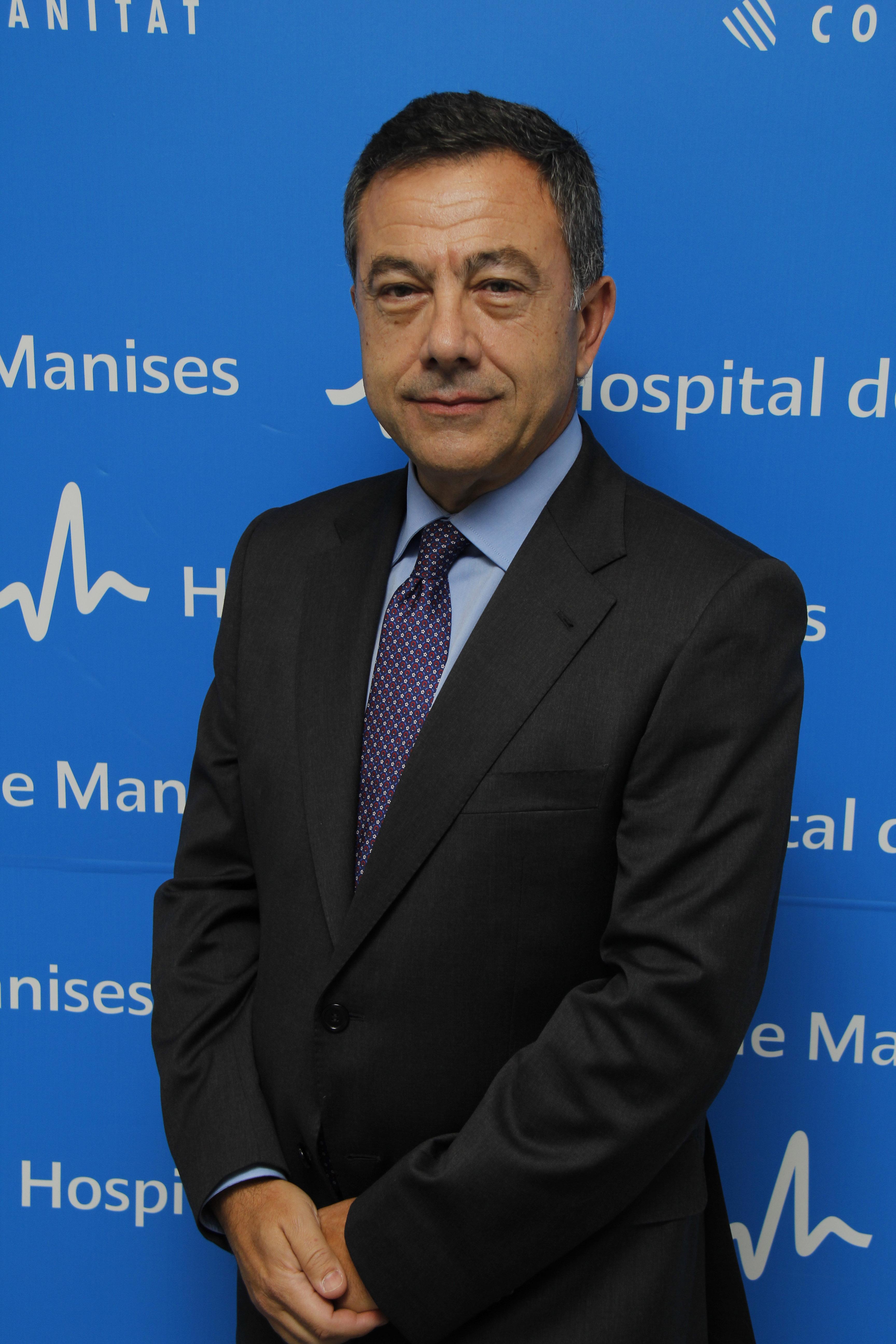 RicardoTrujillo es el nuevo director gerente Departamento Salud Manises.