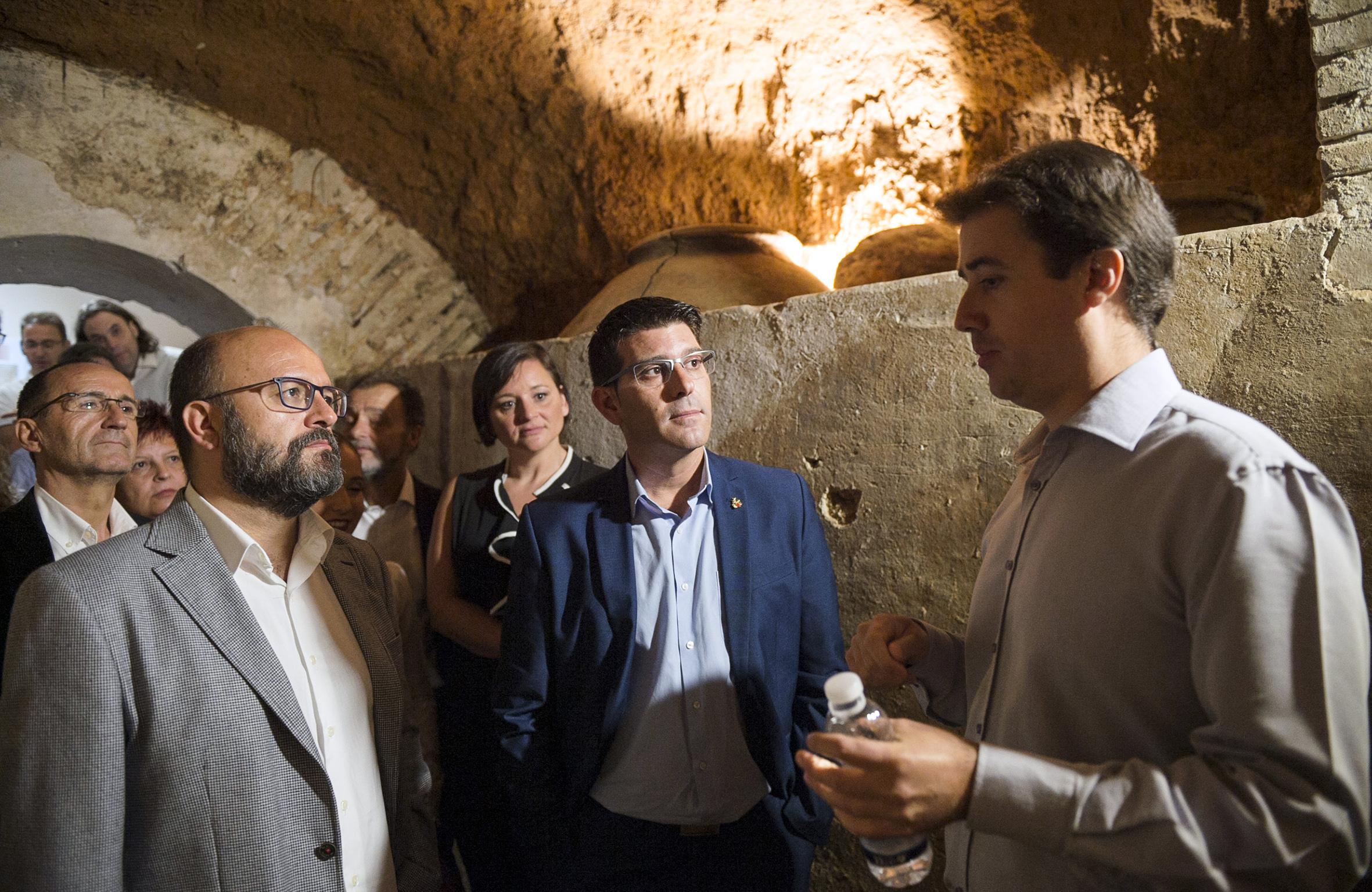 La institución provincial ayuda al municipio a recuperar estas instalaciones con una inversión conjunta con la Generalitat Valenciana de 50.000 euros.