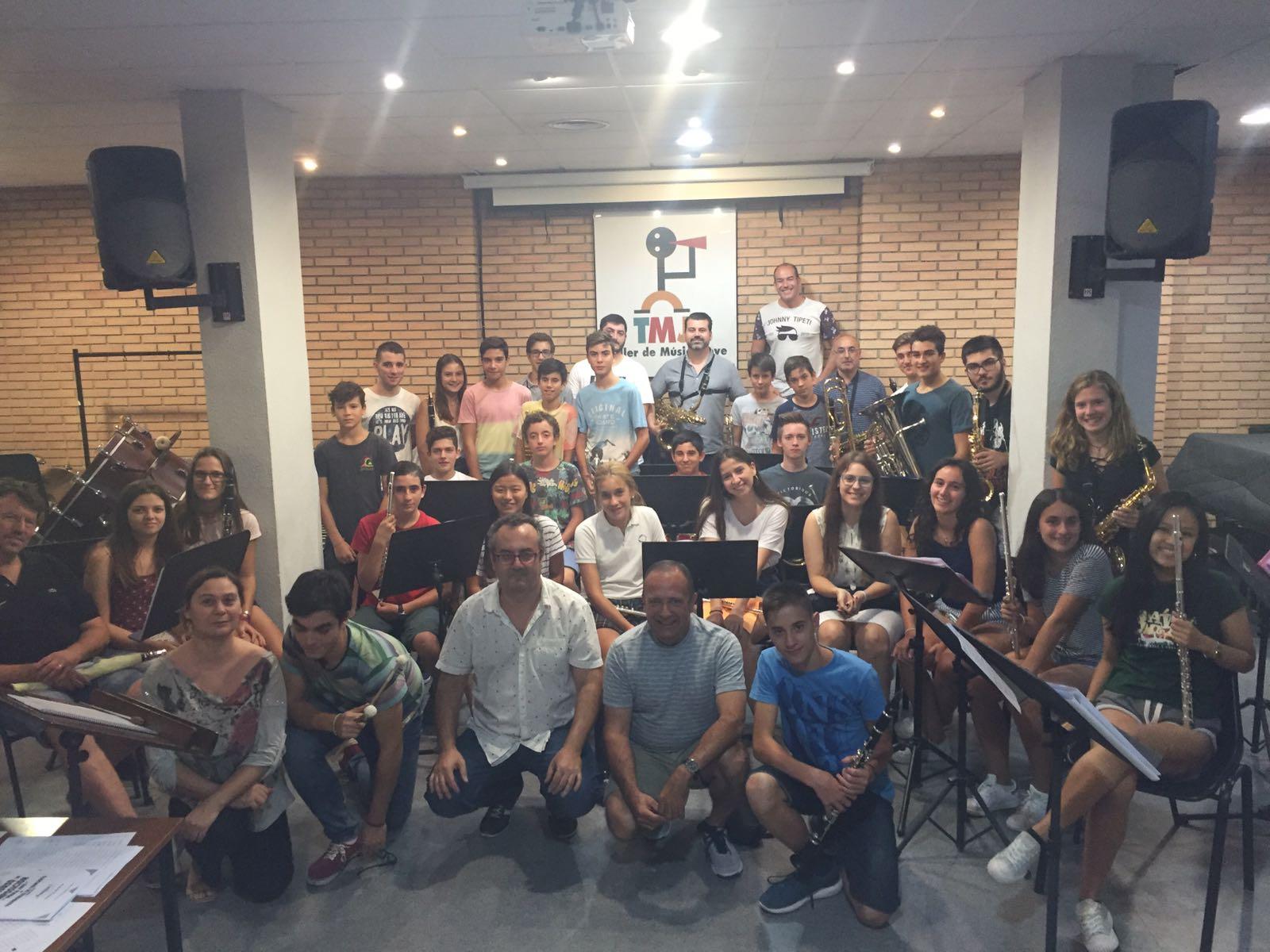 El próximo viernes a las 20 horas tendrá lugar el concierto de clausura en la sede de la Sociedad Musical Santa Cecilia de Requena.