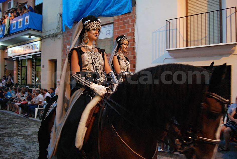 Fotogaleria de la Cabalgata del Litro 2017.