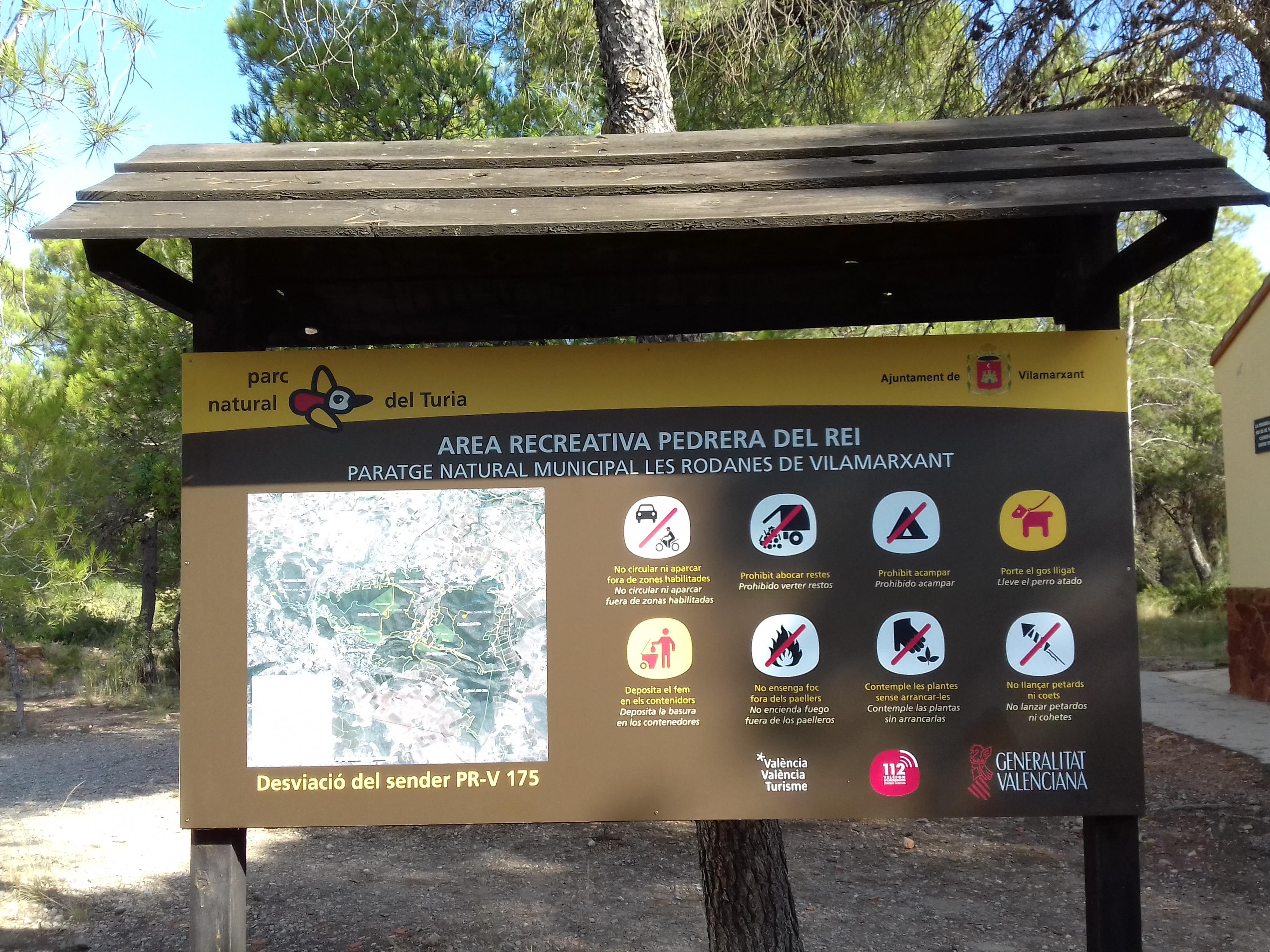 Una tècnic en turisme informarà als visitants del Parc Natural del Túria a partir del mes que ve sobre els atractius de Vilamarxant.