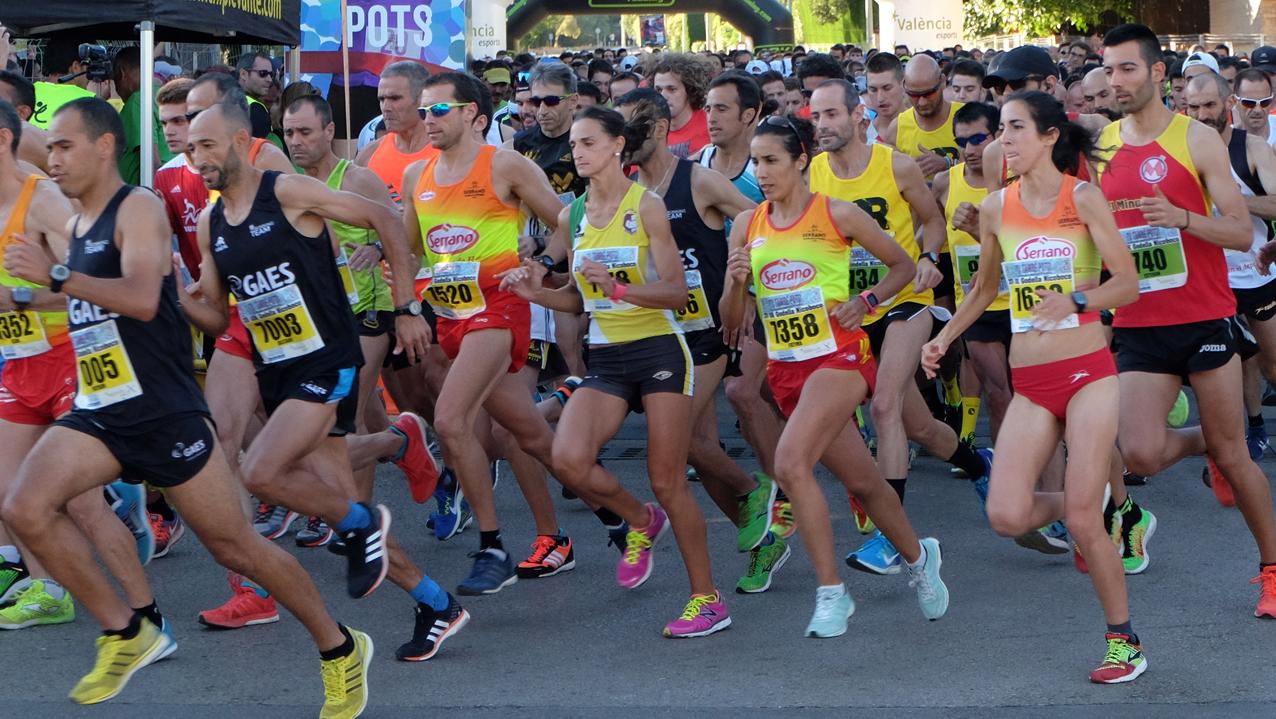 Un total de 585 participantes han confirmado su inscripción en la carrera de este sábado (19h). El 82% son atletas inscritos en el Circuito de la Dipu, uno de los porcentajes más altos del calendario.