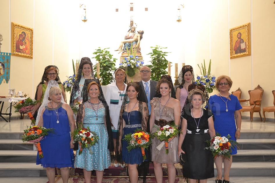 Buñol celebró el pasado fin de semana la fiesta en honor a la Virgen de los Dolores en Las Ventas.