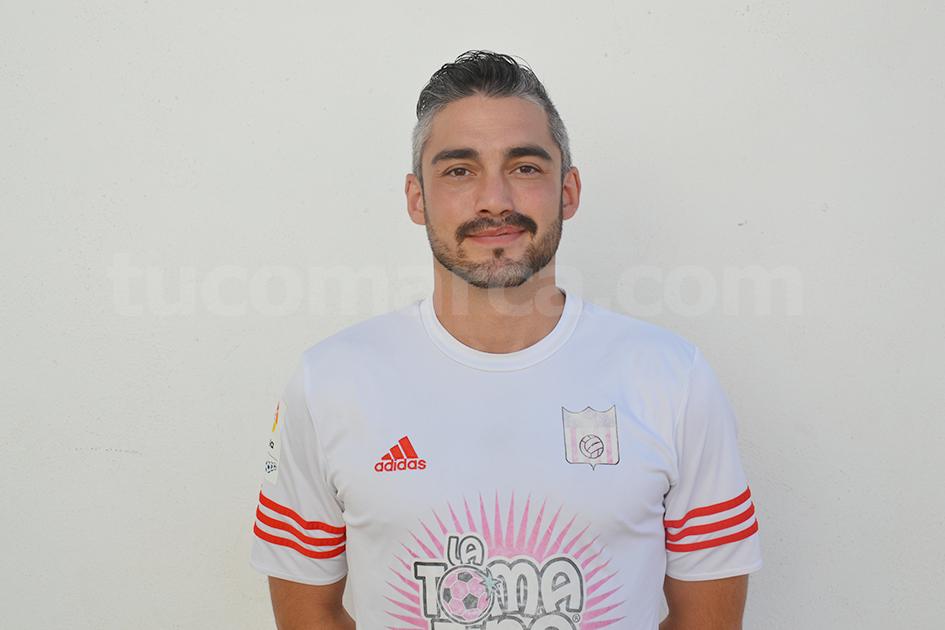 Edu Vallecillo se ha convertido en uno de los pilares del equipo gracias a sus goles y su buen juego.