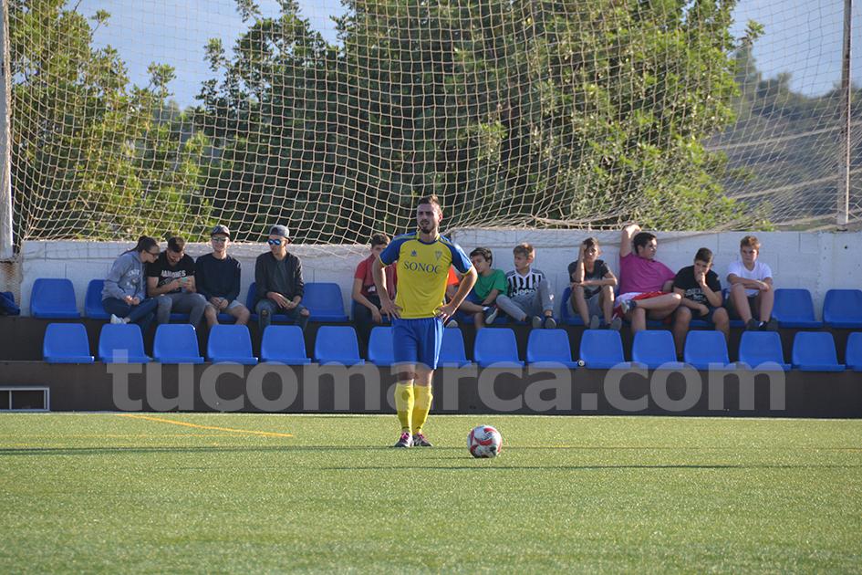 El CD Chests se coloca quinto en la tabla tras vencer al Mislata. Foto: Raúl Miralles.