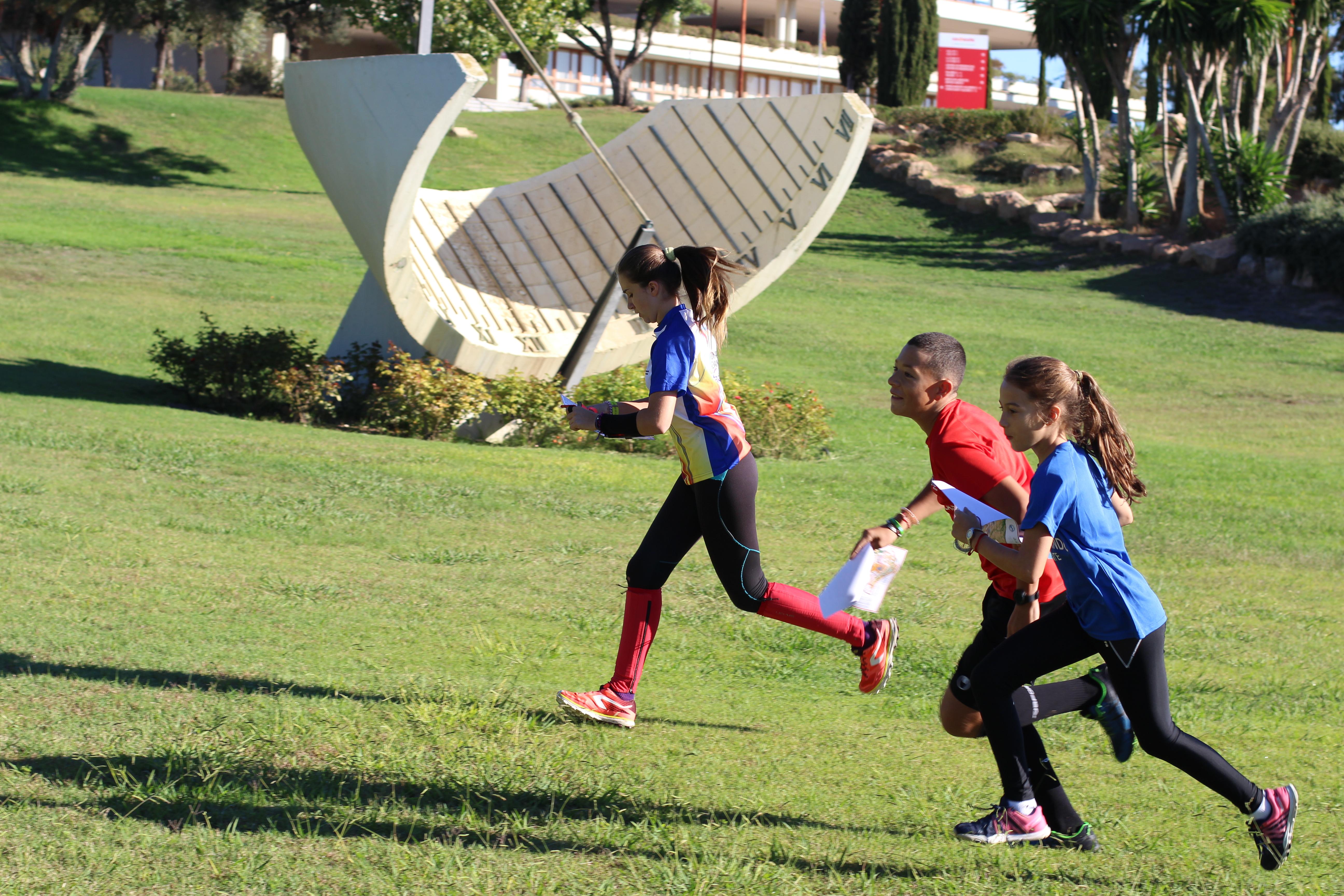 La competición se desarrolló en las categorías de alevín, infantil y cadete, en las que la dificultad se adaptó variando el número de controles, la distancia, el desnivel y la zona en la que se desarrolló el recorrido.