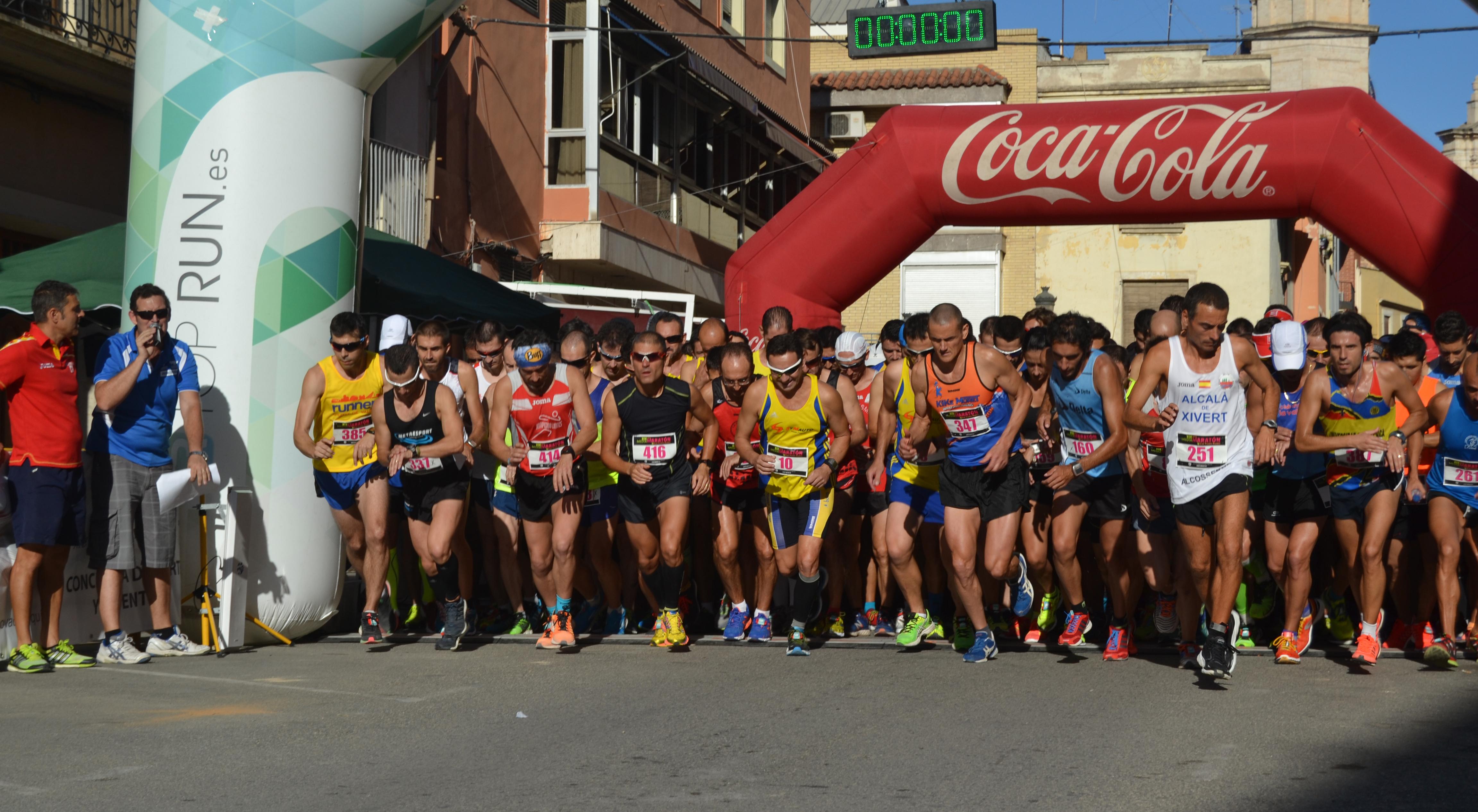 La retirada de dorsales se hará el mismo día de la carrera de 8 a 9,45 horas en la plaza Doctor Cajal.