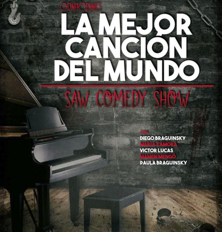 'La millor cançó del món', de la companyia valenciana 'Ornitorincs'.