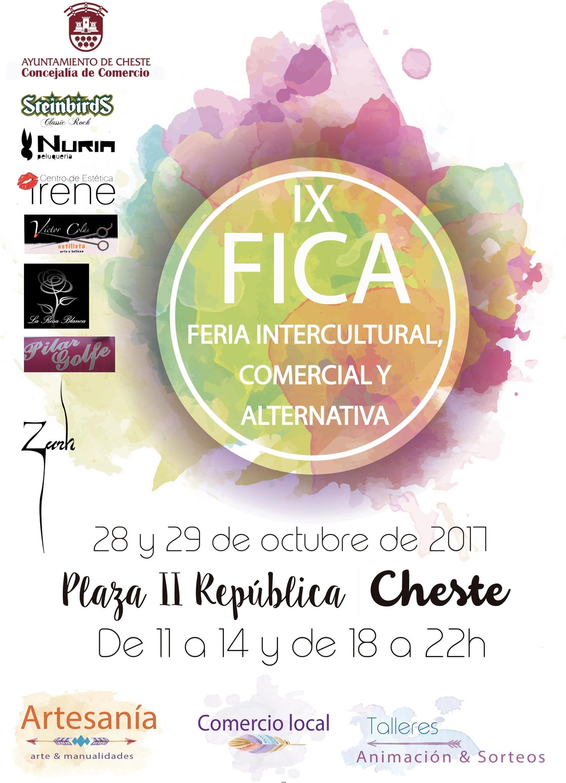 IX FICA en Cheste organizada para este próximo fin de semana.