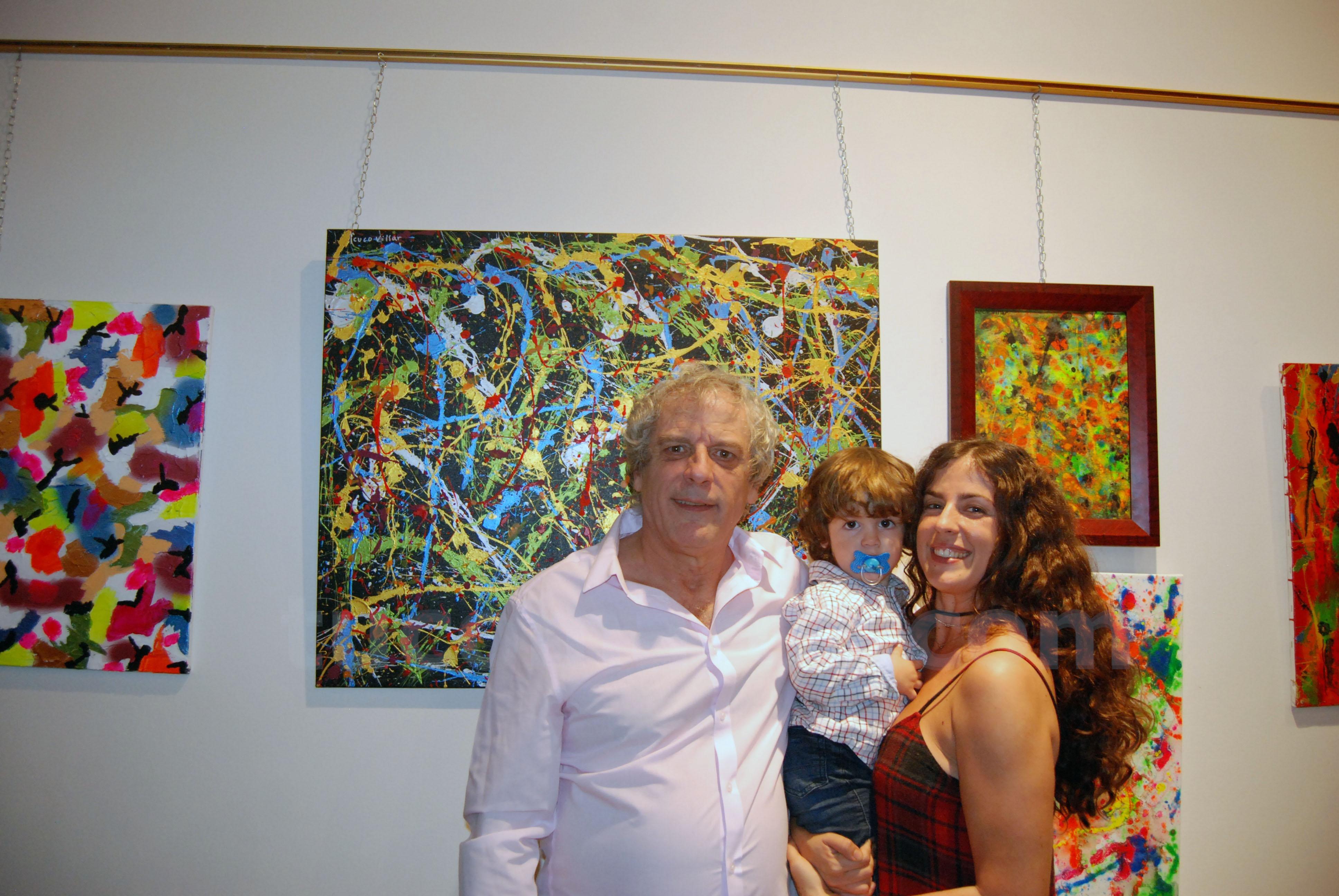 Este año se ha homenajeado al Pintor buñolense Emilio Villar «Cuco».