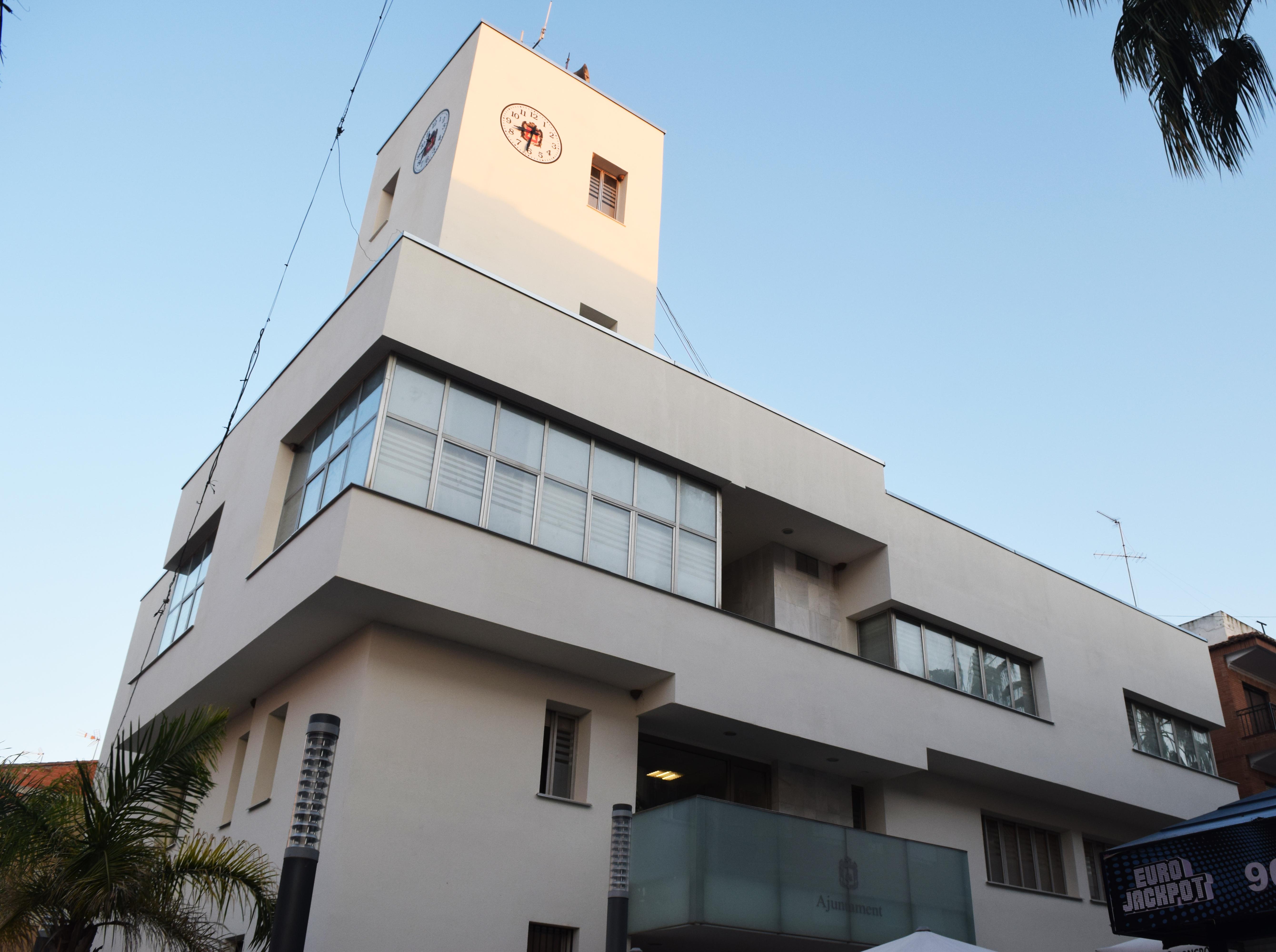 Ajuntament de Vilamarxant.