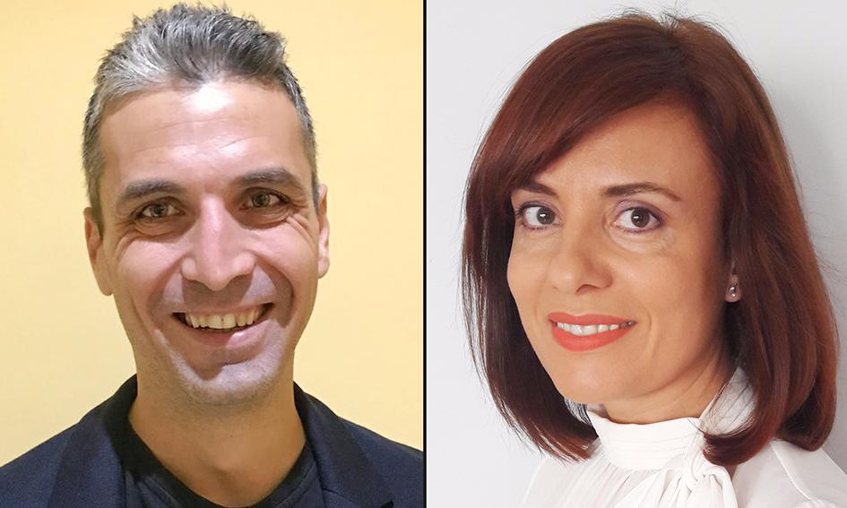 Daniel Pallás y Rosario Pardo son los dos candidatos a la presidencia de «El Litro»