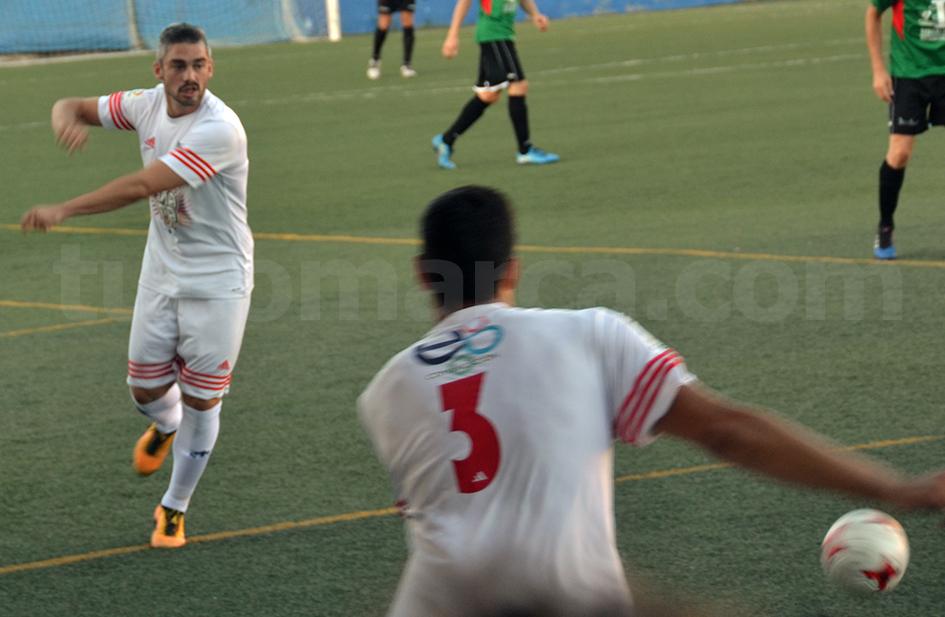 Vallecillo ha sumado dos nuevos goles a su cuenta personal de pichichi.