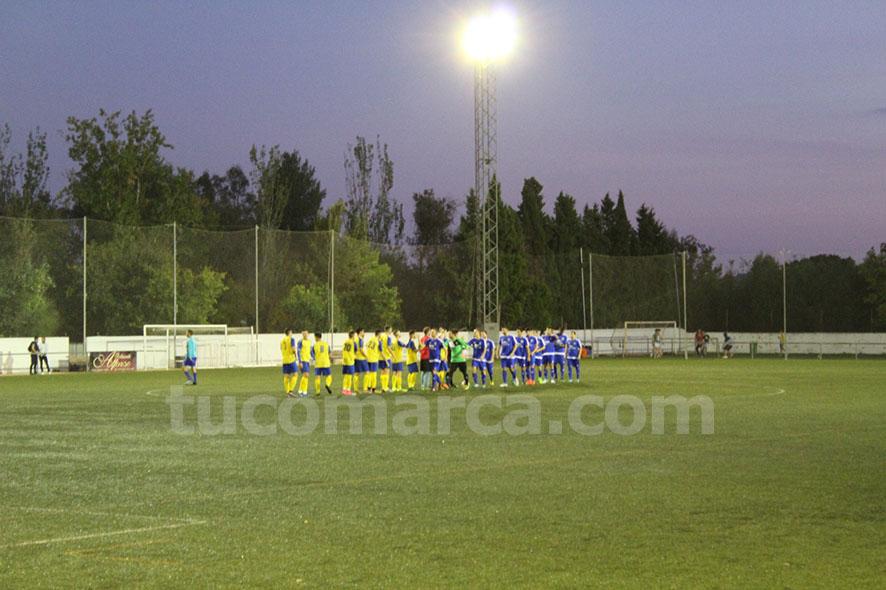Los chestanos acaban la primera ronda de la liga clasificados quintos. Foto: Raúl Miralles