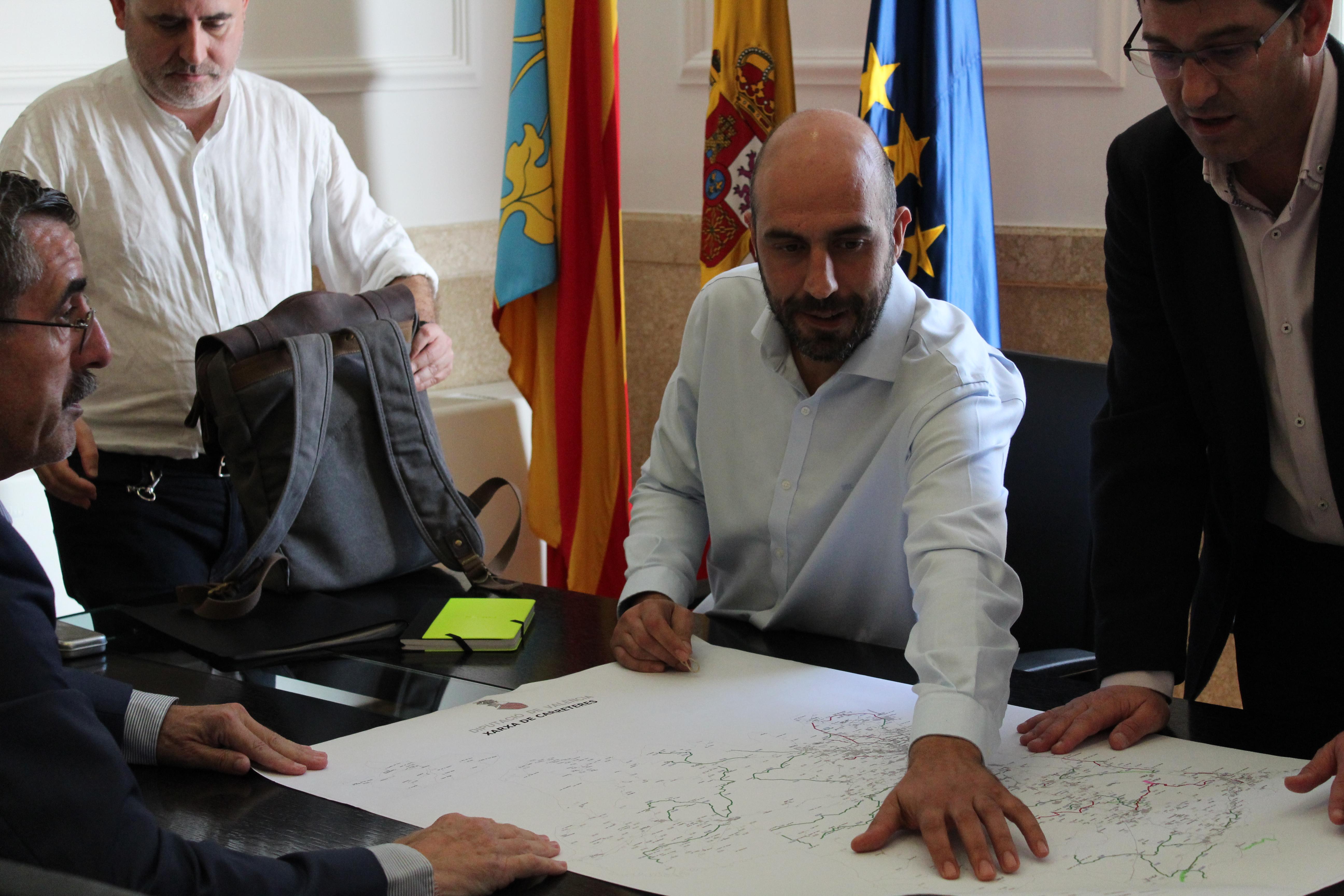 Diputación y Generalitat intensifican la coordinación de dispositivos especiales para emergencias.