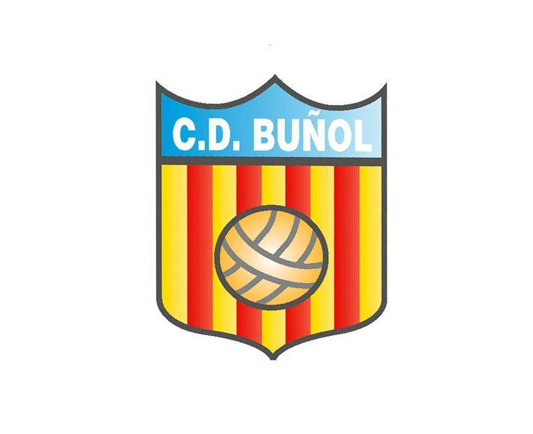 Escudo del Club Deportivo Buñol.