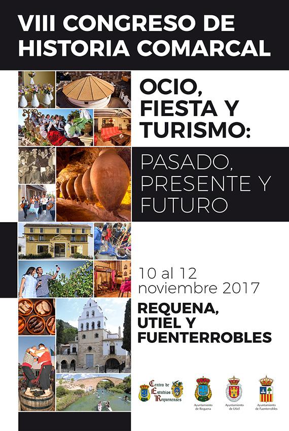 Congreso de Historia Comarcal que comienza este viernes 10 de noviembre en Requena.