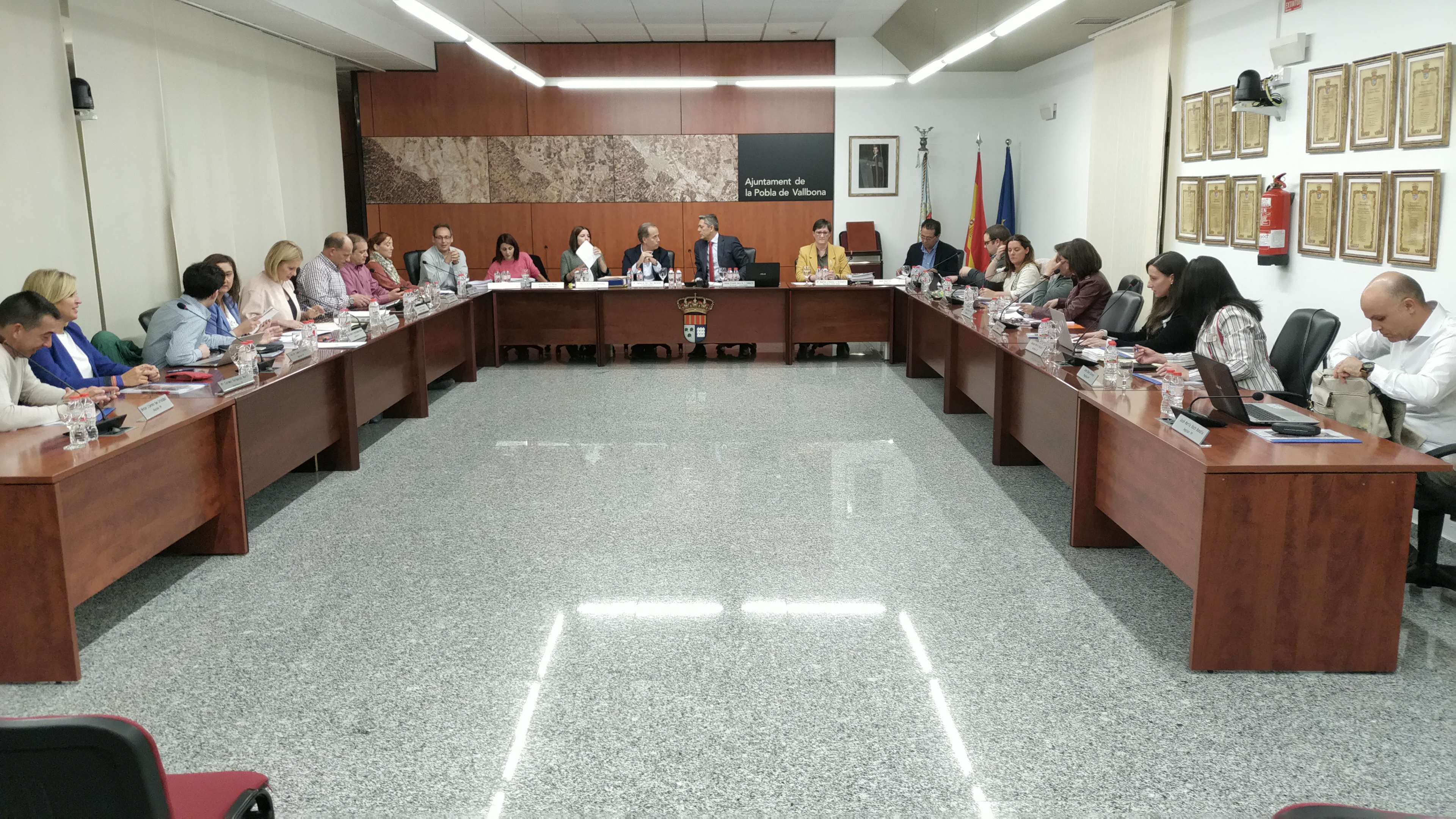 Des de l'equip de govern es va destacar la importància d'implicar a la ciutadania en la presa de decisions.