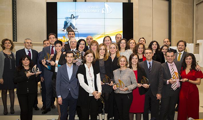 El Hospital de Manises, Premio Empresa Saludable en la categoría Healthy Minds.
