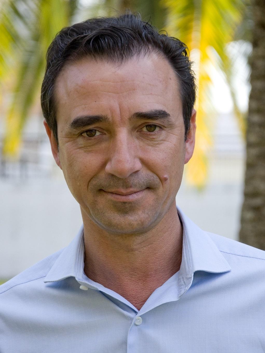 Robert Raga Gadea, alcalde de l'Ajuntament de Riba-roja de Túria y miembro del Consejo de Gobierno de la Red Española de Ciudades por el Clima.