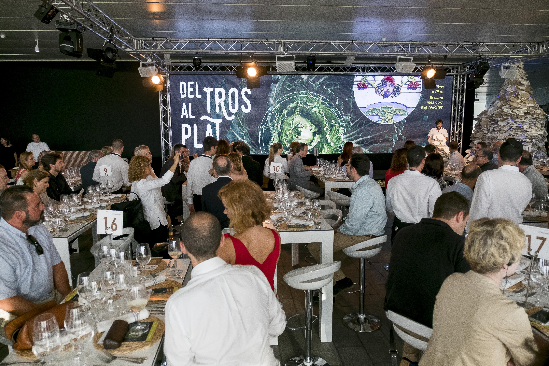 """A la presentació de """"Del tros al plat als comarques"""" assistiran representants de la cadena de valor que configura el projecte com a agricultors i cuiners de prestigi com Javier de Andrés i Manuel Alonso."""