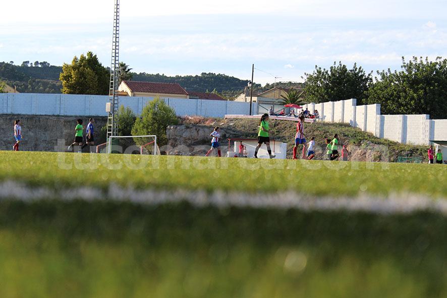 La UD Yátova espera mantener este fin de semana su gran racha en la temporada. Foto: Raúl Miralles.