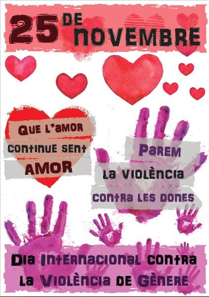 Cartell de la campanya a Vilamarxant.